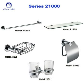 Bộ phụ kiện phòng tắm Cleanmax 21000