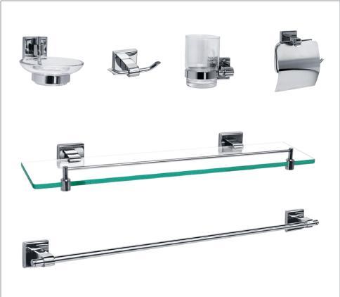Bộ phụ kiện phòng tắm Viglacera VGPK05